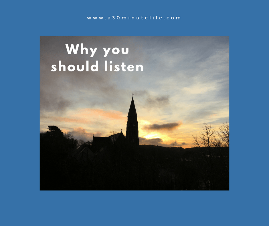 Why you should listen