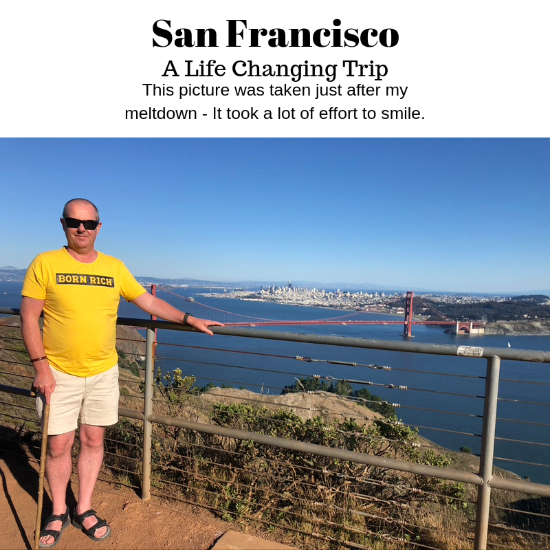 San Francisco - a life changing trip