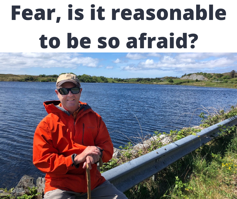 Fear, is it reasonable to be so afraid?